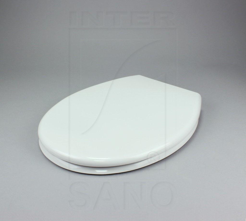Deska sedesowa wolnoopadająca duroplastowa antybakteryjna EUROSTANDARD