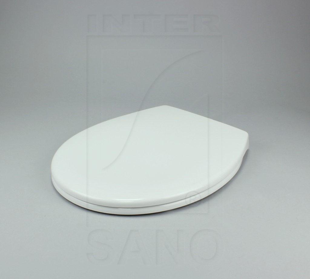 Deska sedesowa wolnoopadająca duroplastowa antybakteryjna FAMILY