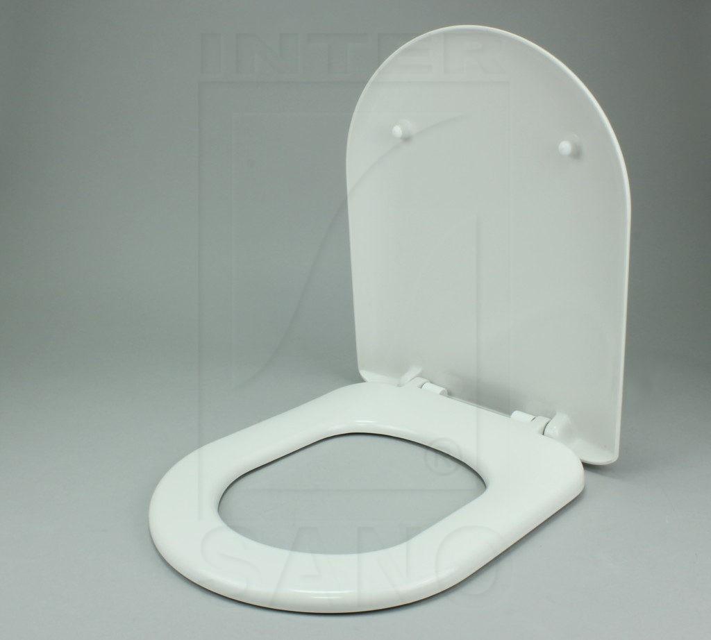 Deska sedesowa wolnoopadająca duroplastowa antybakteryjna KLUB