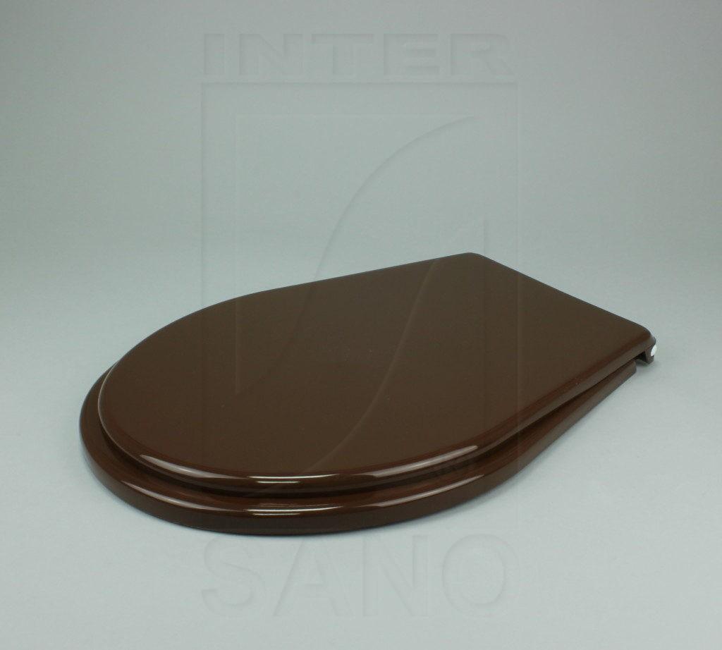Deska sedesowa standard brązowa