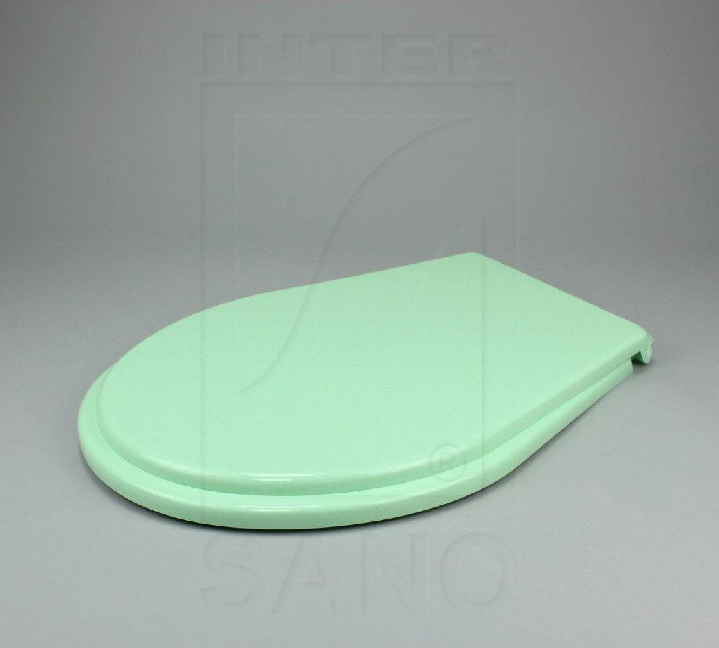 Deska sedesowa standard zielone kropki