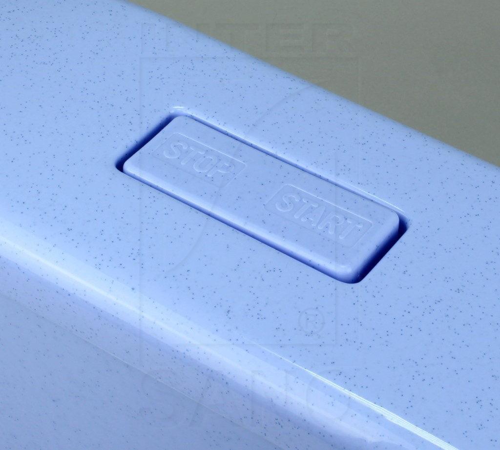 Dolnopłuk klawisz 95K niebieskie kropki