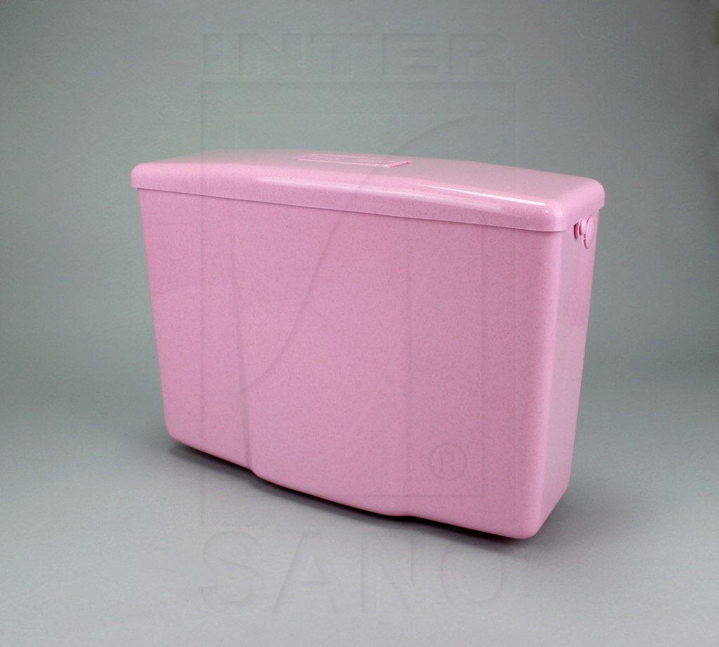 Dolnopłuk klawisz 95K różowe kropki