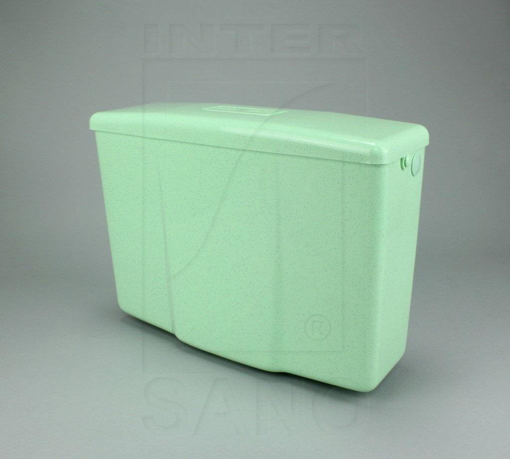 Dolnopłuk klawisz 95K zielone kropki