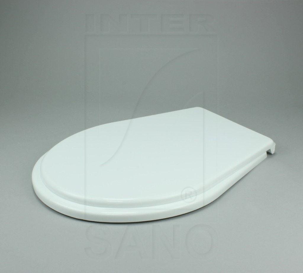 Deska sedesowa standard biały błękit