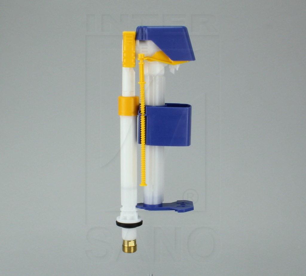 Zawór napełniający dolnego zasilania 1/2 mosiężny AZOR przywieszka (OLI)