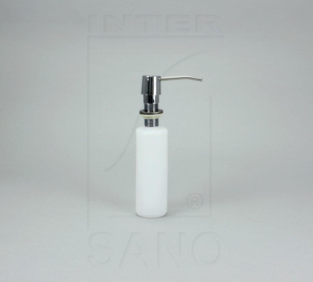 Dozownik mydła plastikowy