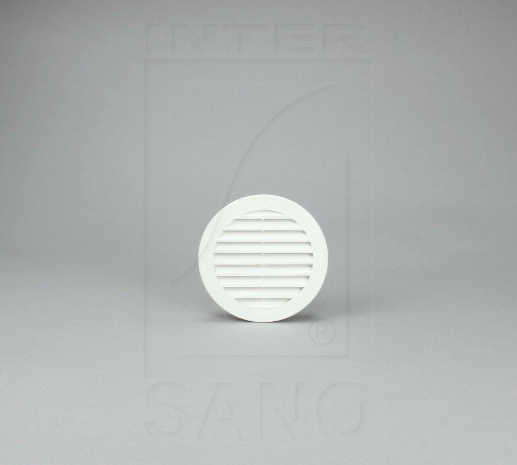 Kratka wentylacyjna fi 110 okrągła z siatką