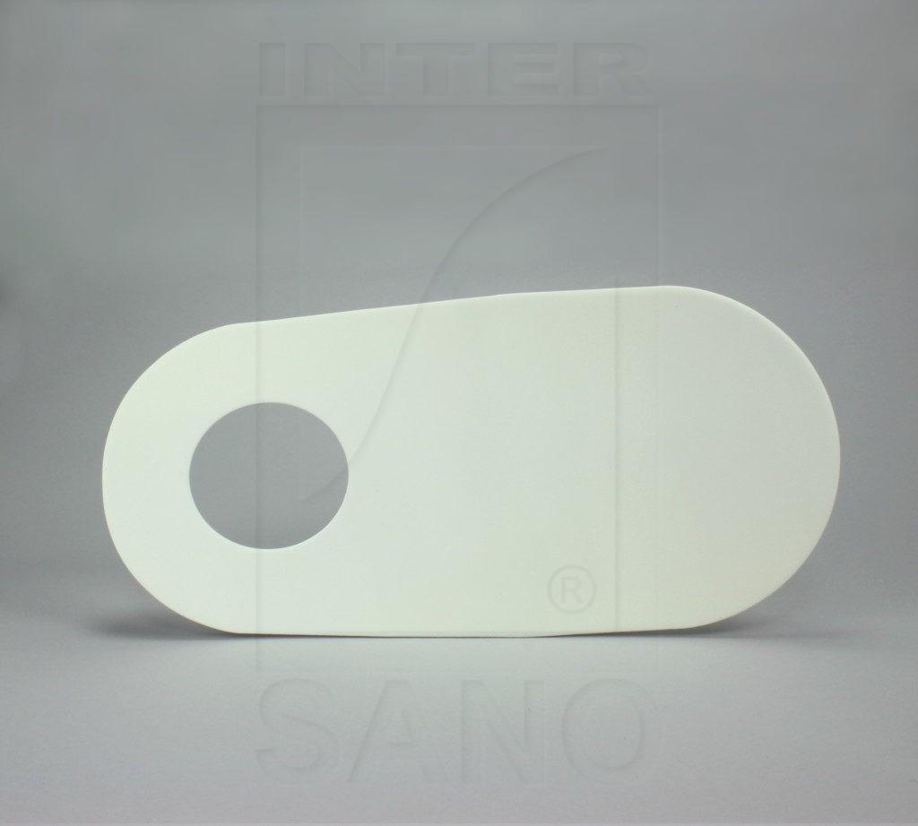 Przekładka WC do miski stojącej
