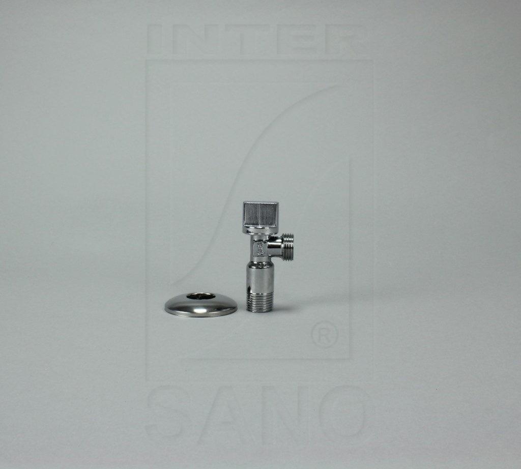 Zawór kulkowy kątowy 1/2 bez filtra