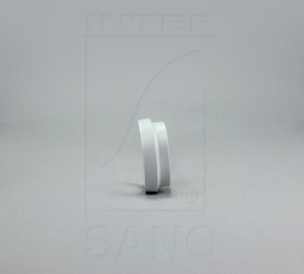 Redukcja gumowa  fi 110/100 biała