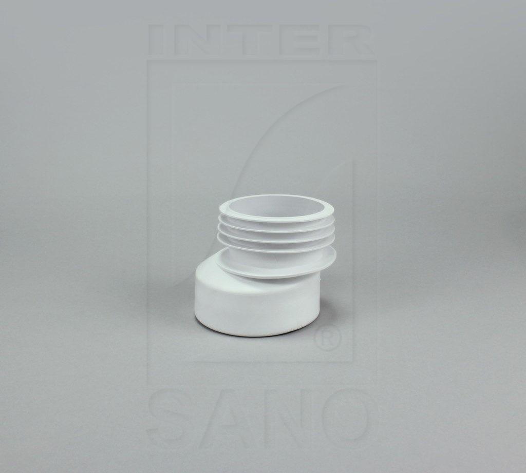 Złącze WC mimośrodowe guma