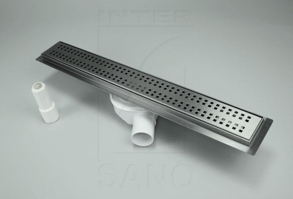Odwodnienie prysznicowe L-500 wzór Kratka