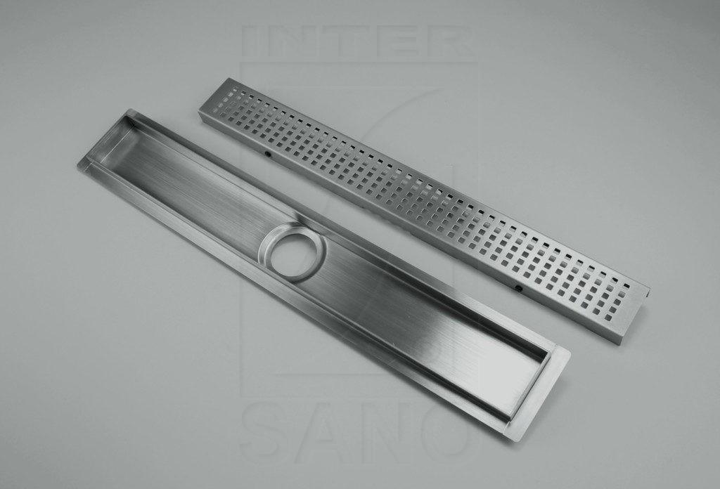 Odwodnienie prysznicowe L-500 wzór Sitko