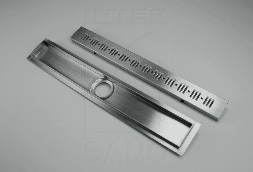 Odwodnienie prysznicowe L-500 wzór Ślady