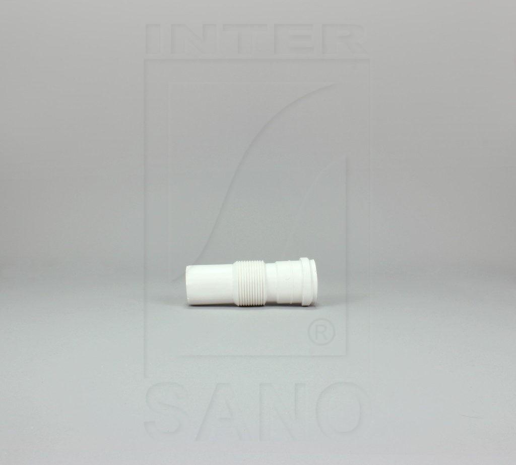 Kolanko fi 50 uniwersalne białe 11131