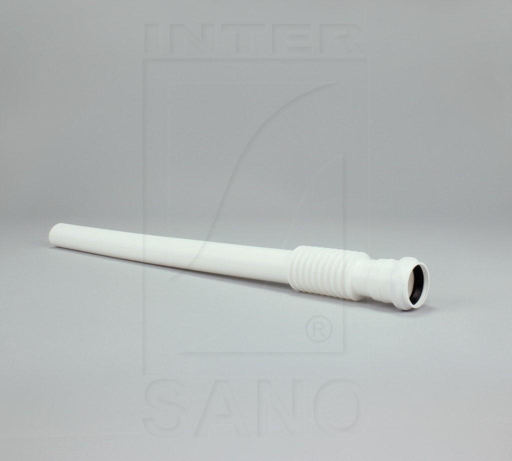 Króciak kombinowany fi 32x500 mm biały 11093