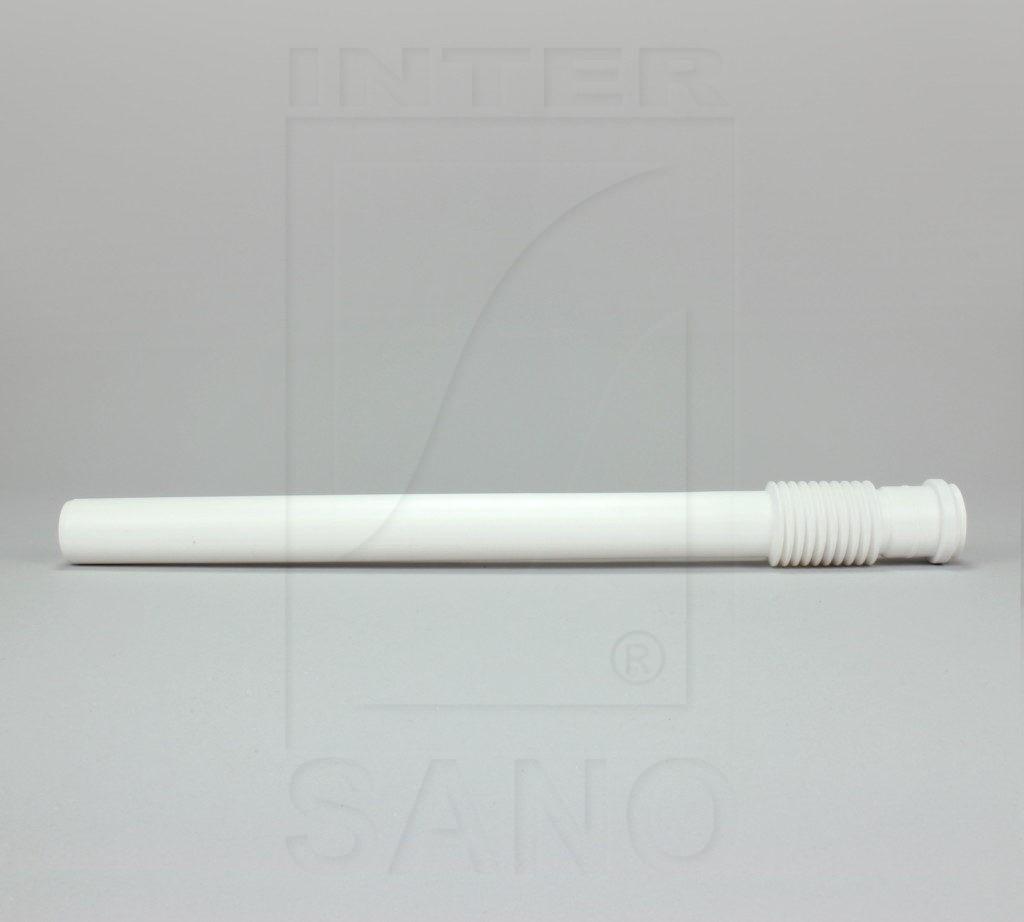 Króciak kombinowany fi 40x500 mm biały 11097