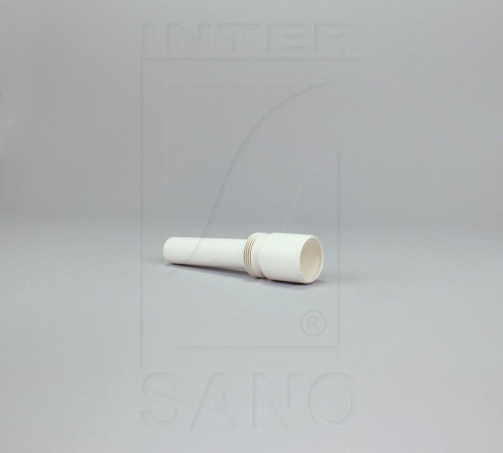 Króciak redukcyjny fi 50/32 biały nieregularny 11042