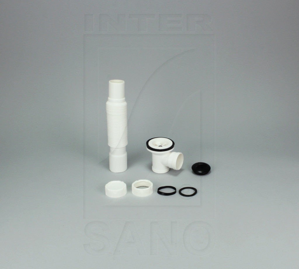 Syfon brodzikowy uniwersalny sitko plastikowe