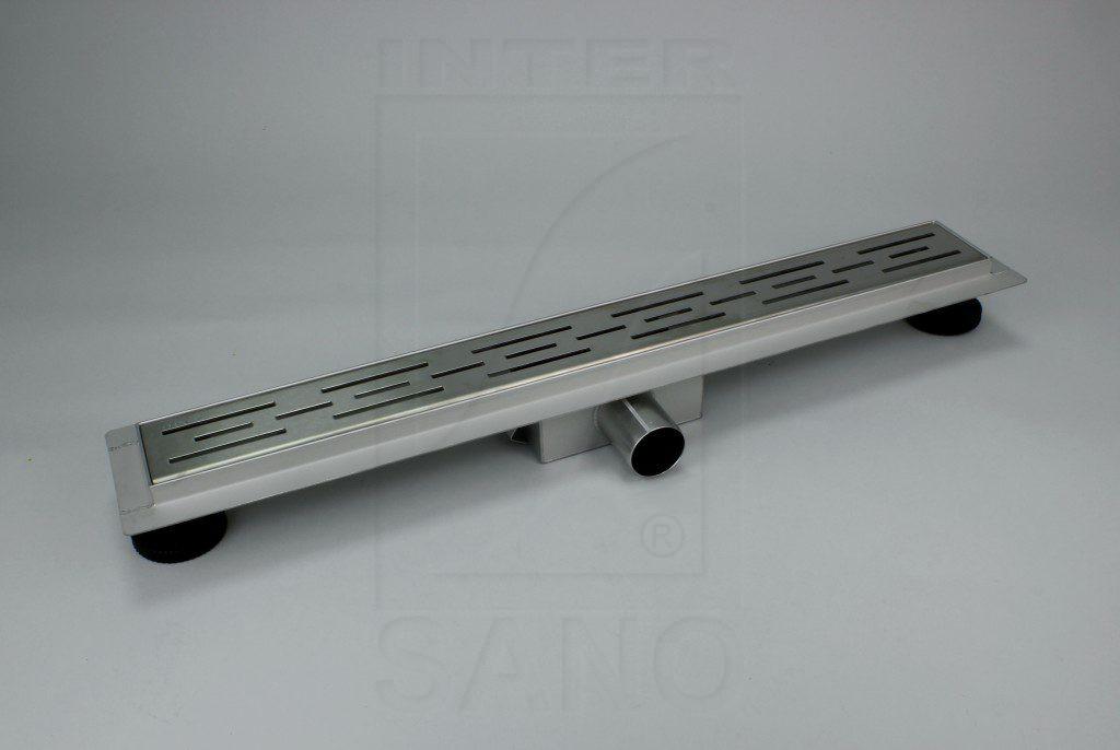 Odwodnienie prysznicowe liniowe L-600 stripes